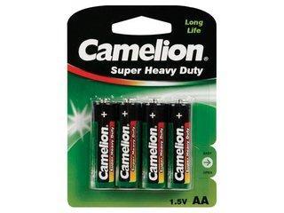 Niet-oplaadbare consumentenbatterijen