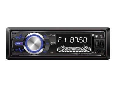 CAU-450BT - AUTORADIO MET BLUETOOTH®, DUBBELE USB, SD-KAARTSLEUF EN AUX-INGANG (DV-20104)