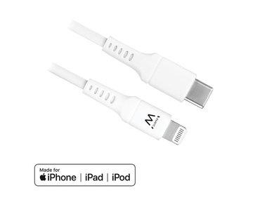 EWENT - USB-C NAAR LIGHTNING-KABEL - 1 m (EM9915)