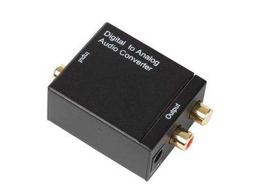 AUDIOCONVERTOR DIGITAAL NAAR ANALOOG (HQM119C)