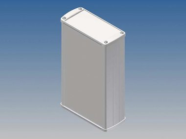 ALUMINIUM HOUSING - WHITE - 175 x 105.9 x 45.8 mm (TK33.7)