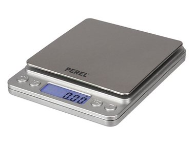 DIGITALE MINI PRECISIEWEEGSCHAAL - 500 g / 0.01 g (VTBAL402)