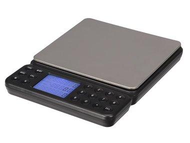 DIGITALE TELWEEGSCHAAL - 2 kg / 0.1 g (VTBAL404)