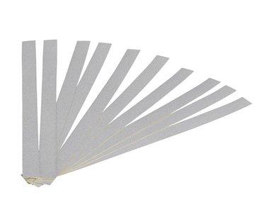 REFLECTERENDE STICKERS VOOR TACHOMETER - SET MET 10 STRIPS (DTO-RS/10)
