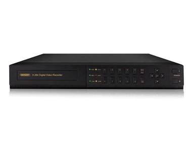 EMINENT - Full HD 4 CH Network Video Recorder for CamLine Pro and ONVIF cameras (HDD not included) (EM6304)