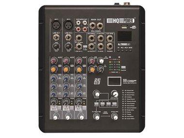HQ MX4 - COMPACT 4-KANAALS MENGPANEEL (HQMX10001)