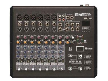 HQ MX8 - COMPACT 8-KANAALS MENGPANEEL (HQMX10002)