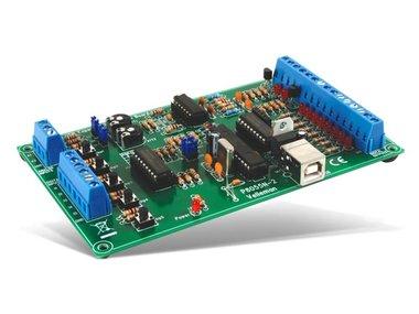 USB EXPERIMENTEER INTERFACEKAART (K8055N)
