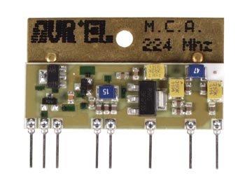 CATV VERSTERKER VIA KANAAL H2 VAN DE VHF BAND (MCAVHF224)