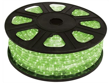 GROENE LED LICHTSLANG - 45 m (RLL145G)