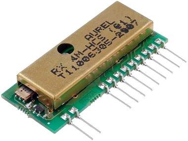 RX AM OOK 433.92MHz ONTVANGER MET HCS-DECODER (RX4MHCS)