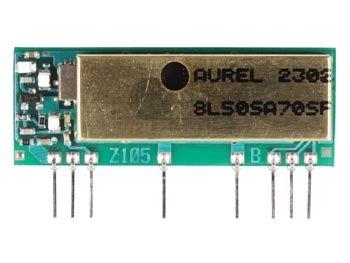 SUPER-HET PLL RF ONTVANGER 868.3MHz (RX8L50SA70SF)