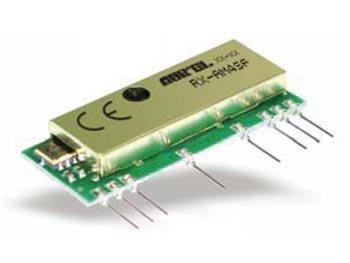 RX AM OOK 433.92 MHz RSSI SUPER-HET ONTVANGER (RXAM4SF)