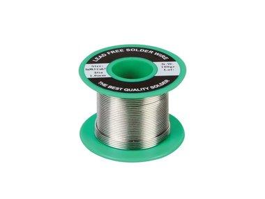 LOODVRIJ SOLDEER Sn 99.3% - Cu 0.7% 1mm 100g (SOLD100GLF)