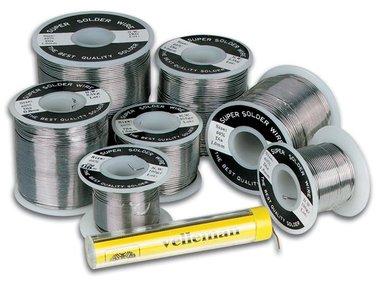 SOLDEER Sn 60% Pb 40% - 1% FLUX 0.8 mm 500 g (SOLD500GCL)