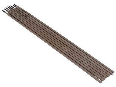 ELEKTRODEN UIT ROESTVRIJ STAAL - 2.5 x 300 mm - 8 stuks (TW95225)