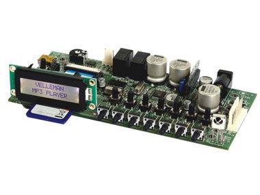 MP3-SPELER MODULE (VM8095)