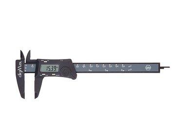 Wiha Schuifmaat digiMax® digitaal aflezing 0,01 mm (29422) 150 mm (WH29422)