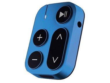 MP770 - MP3-SPELER MET CLIP - BLAUW (DV-10650)
