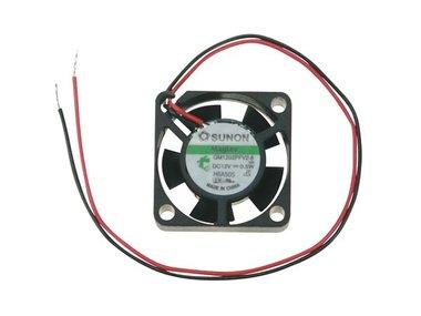 SUNON VENTILATOR 12VDC KOGELLAGER 25 x 25 x 10mm (BSV1225)