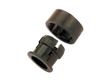 MONTAGECLIP VOOR LED 5mm (2 delig) (CLIP5)