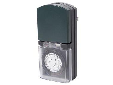 ANALOGE TIMER - GEBRUIK BUITENSHUIS - PENAARDE (E305DO2)
