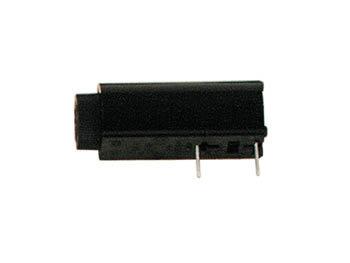 ZEKERINGHOUDER VOOR PRINTMONTAGE 5 x 20mm - HORIZONTALE TYPE (F/CH50)