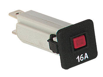 AUTOMATISCHE ZEKERING - 16A - 125VAC (FA16)
