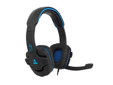 EWENT - COMFORTABELE OVER-EAR GAMING HEADSET (EM3320)