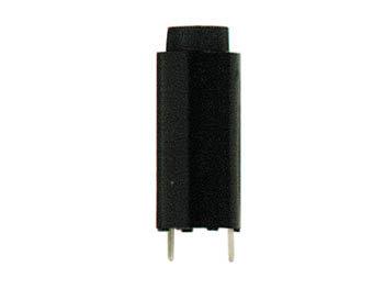 ZEKERINGHOUDER VOOR PRINTMONTAGE 5 x 20mm - VERTICALE TYPE (F/CH45)