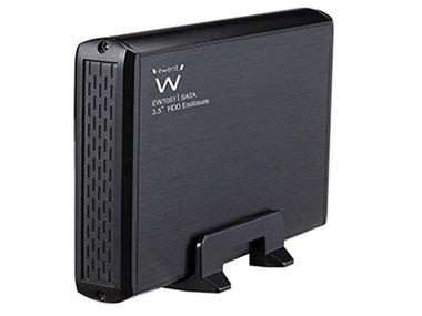 EWENT - 3.5 SATA-HARDESCHIJFBEHUIZING - USB 2.0 (EM7051)