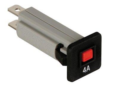 AUTOMATISCHE ZEKERING - 4A - 250VAC (FA4)