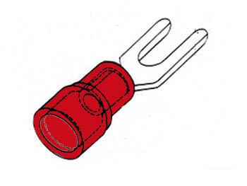 RODE KABELSCHOEN 3.7mm (FRY3)