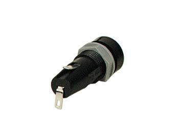 ZEKERINGHOUDER VOOR CHASSISMONTAGE 5 x 20mm (FUSE/CH)