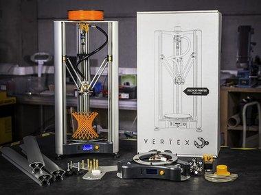 VERTEX DELTA 3D-PRINTER EN STARTERSET (HKDELTA3D)
