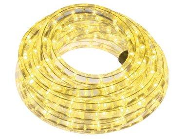 LED-LICHTSLANG - 9 m - GEEL (HQRL09006)