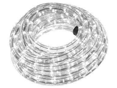 LED-LICHTSLANG - 2 KANALEN - MEERKLEURIG + CONTROLLER (HQRL09010)