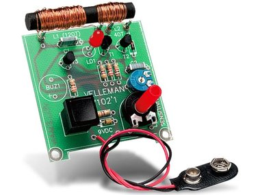 METAALDETECTOR (K7102)