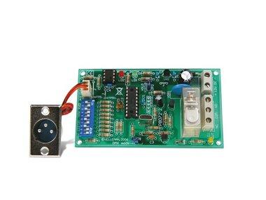 DMX-GESTUURDE RELAIS (K8072)