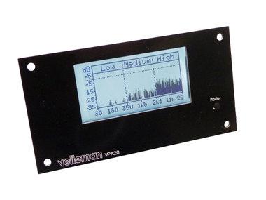 AUDIOANALYSER (K8098)