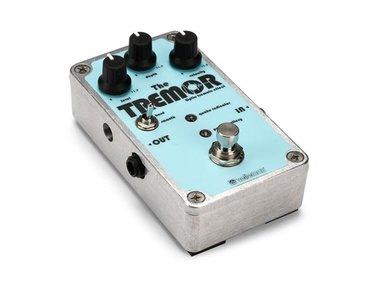 THE TREMOR - OPTISCH TREMOLO-EFFECTPEDAAL VOOR GITAAR (K8110)