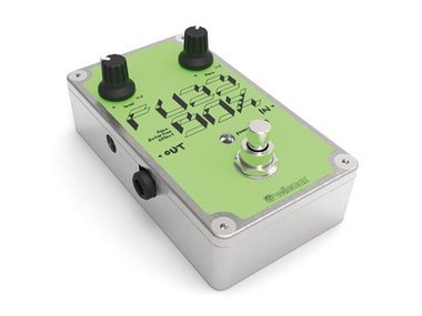 FUZZ BOX - FULL DISTORTION-EFFECTPEDAAL VOOR GITAAR (K8113)