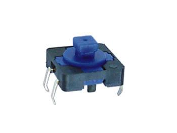 TACTILE SCHAKELAAR 12 x 12mm HOOGTE : 7.3mm (KRS1273)