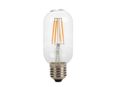 RETRO LED-GLOEILAMP - T45 - 4 W - E27 - INTENS WARMWIT (LAL1B3NN)