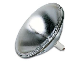 HALOGEENLAMP GENERAL ELECTRIC 500W / 240V, PAR64, GX16D, NSP, 3200K, 300h (LAMP500P64S)