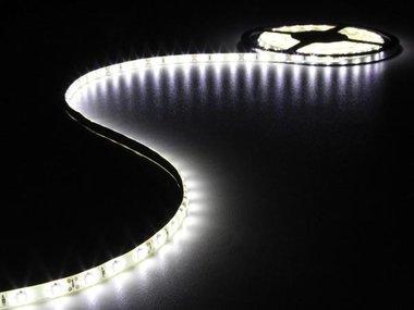FLEXIBELE LEDSTRIP - KOUDWIT - 300 LEDs - 5 m - 12 V (LB12M130CWN)