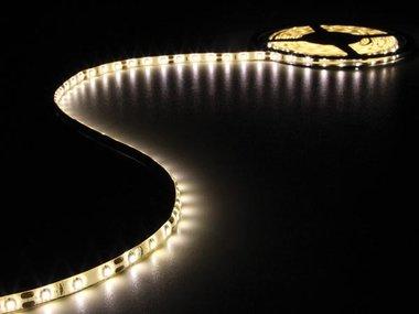 FLEXIBELE LEDSTRIP - WARMWIT - 300 LEDs - 5 m - 12 V (LB12M130WWN)