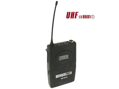 DRAAGBARE ZENDER VOOR MICW40 - 41 - 42 (MICW43)