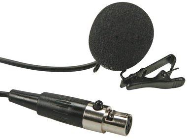 DASSPELDMICROFOON VOOR DRAAGBARE ZENDER MICW43 (MICW45)