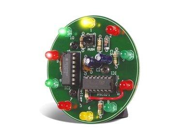 ROLLEND LED WIEL (MK152)